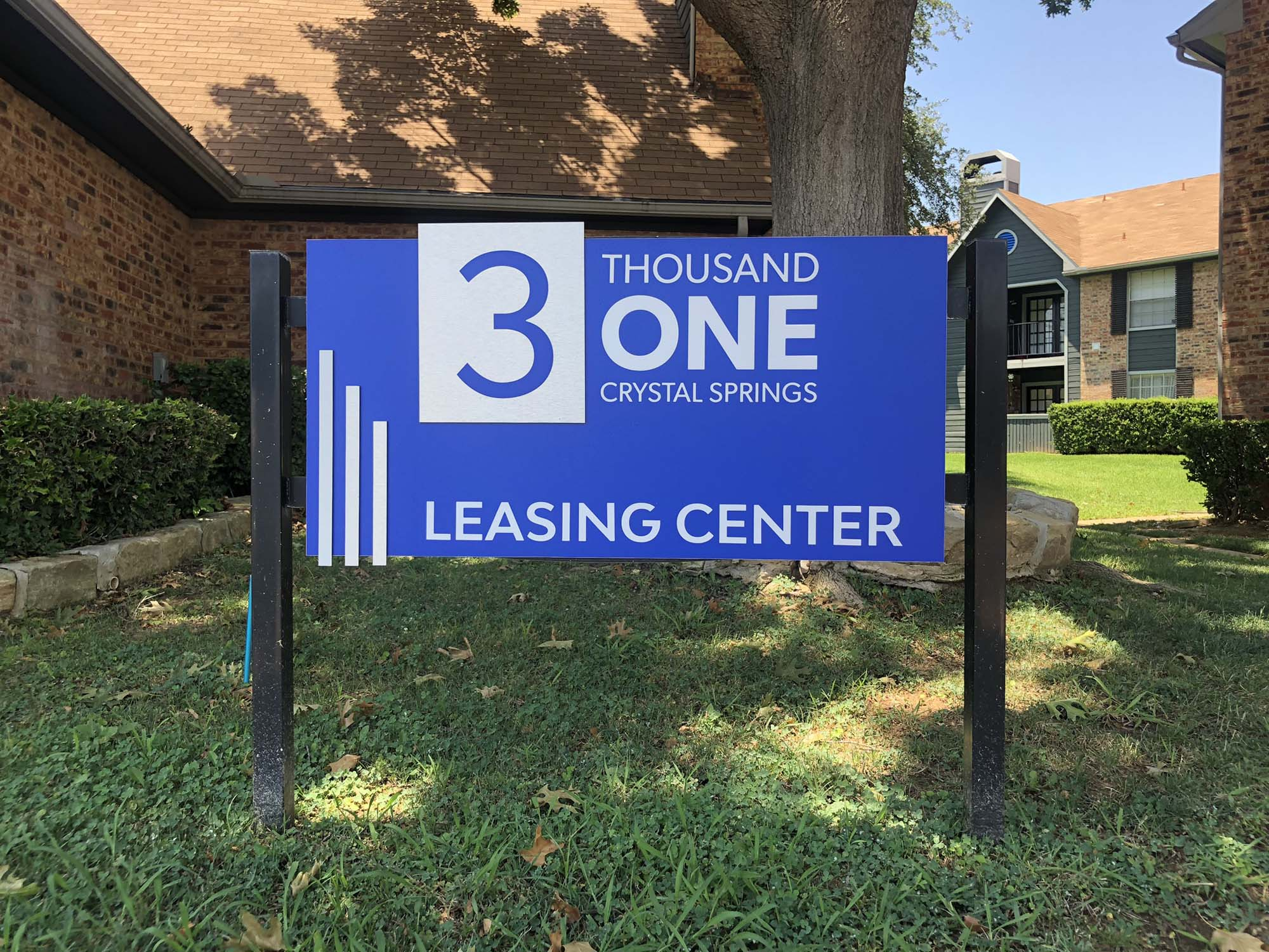 End to End Multifamily Signage Solutions 12