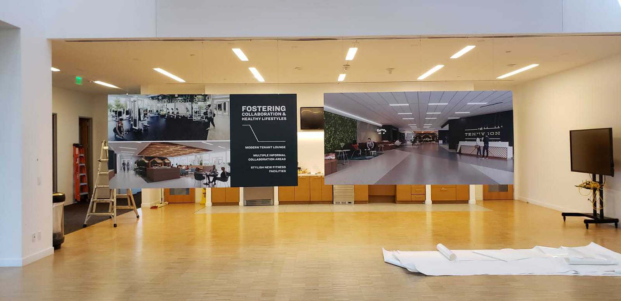Peloton Wall Graphics 6