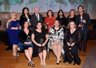 2019 Award Winner Group Photo