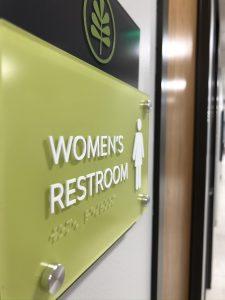women's restroom 3