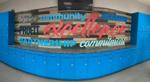 Feature Your Mission Statement And Core Values with Custom Wall Decals 3