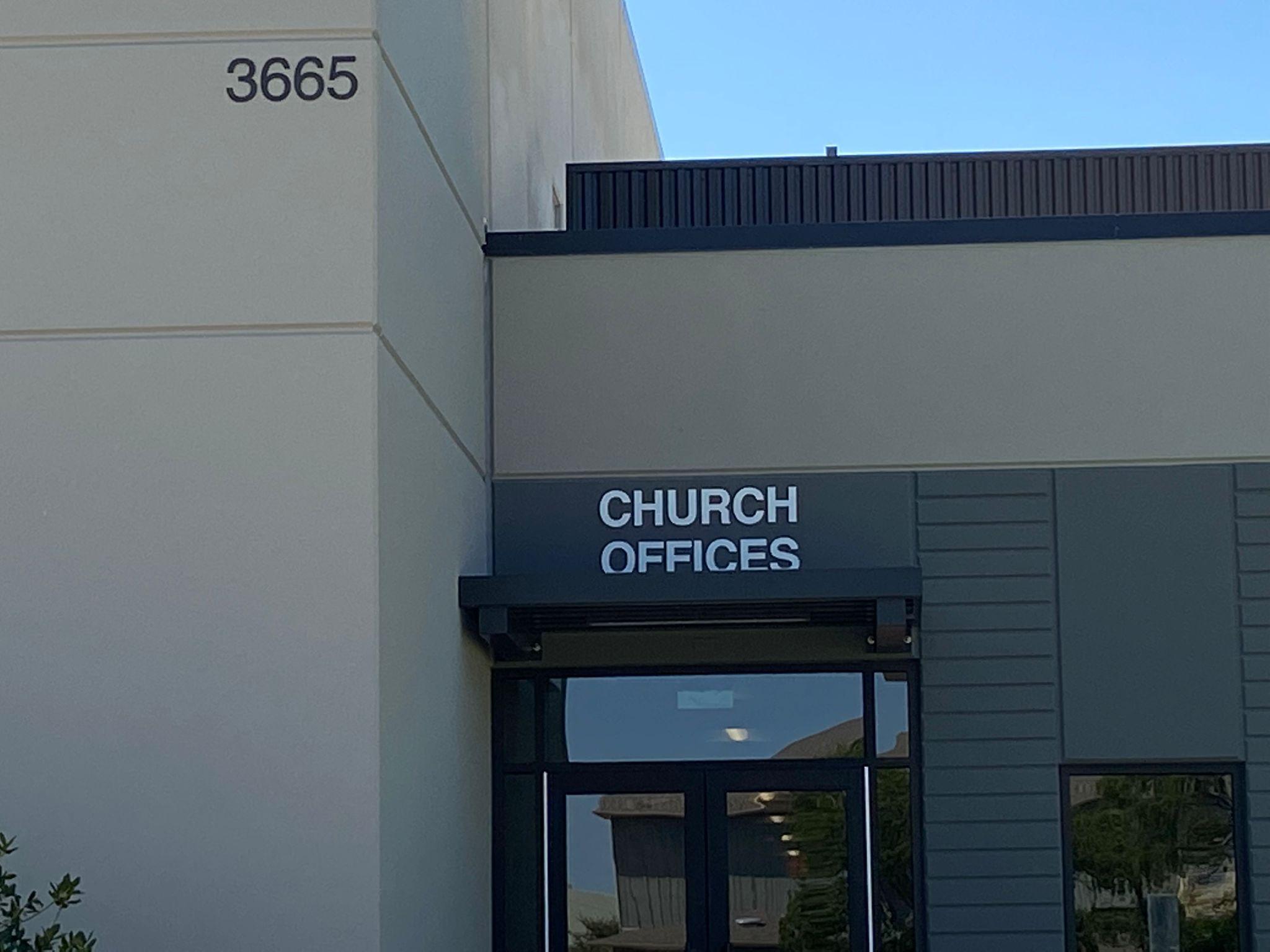 Exterior Address Sign