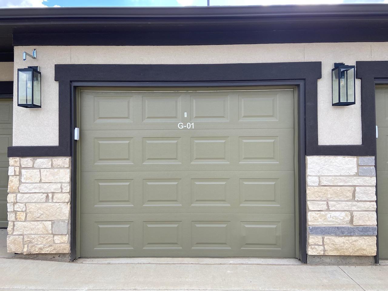 10 Garage Sign Number Texas